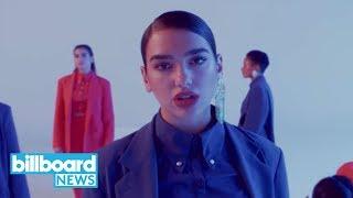 Dua Lipa Drops Intense 'IDGAF' Video | Billboard News | Billboard News