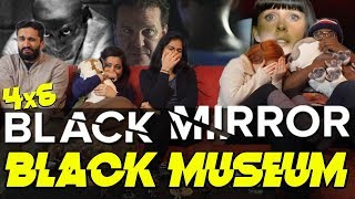 Black Mirror - 4x6 Black Museum - Group Reaction