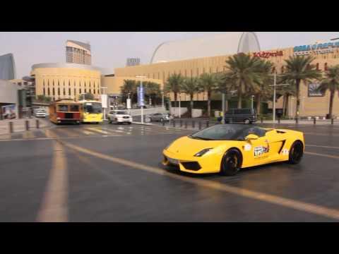 Big Boys Toys 2013 - Super Cars Parade!