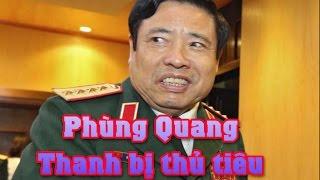 5 nguyên nhân khiến Phùng Quang Thanh bị thủ tiêu