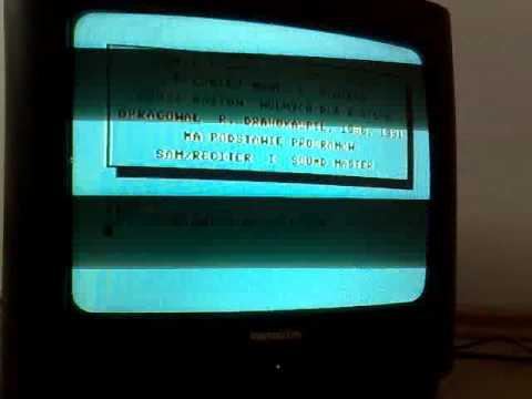 Commodore 64 mówiące po polsku