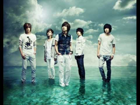 FT ISLAND- BECAUSE I DON'T KNOW HOW TO LOVE