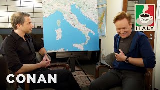 Outtakes From Conan & Jordan's Planning Meeting