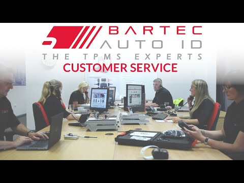 Bartec Auto ID Customer Service For The UK