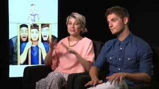 Kristie Hang Chats With Baby Daddy's Chelsea Kane and Jean-Luc Bilodeau