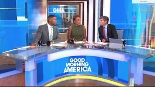 "ABC News ""Good Morning America"" Aug. 5, 2019 Mass Shootings Open"