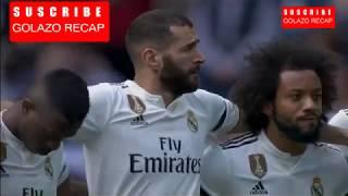 Real Madrid Vs Betis 0-2 - Resumen  2019