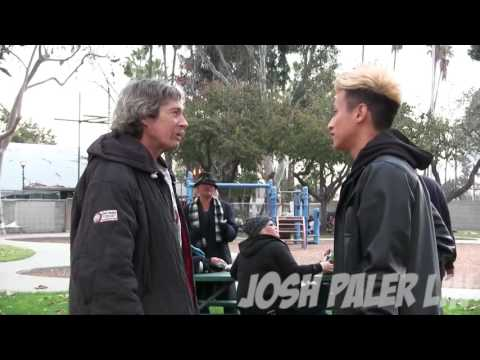 When This Homeless Man Got 1000 Dollars We Followed Him... What Happens Then ...