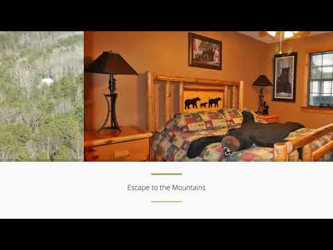 Bearadise Chalet - A Mountain Vacation Rental