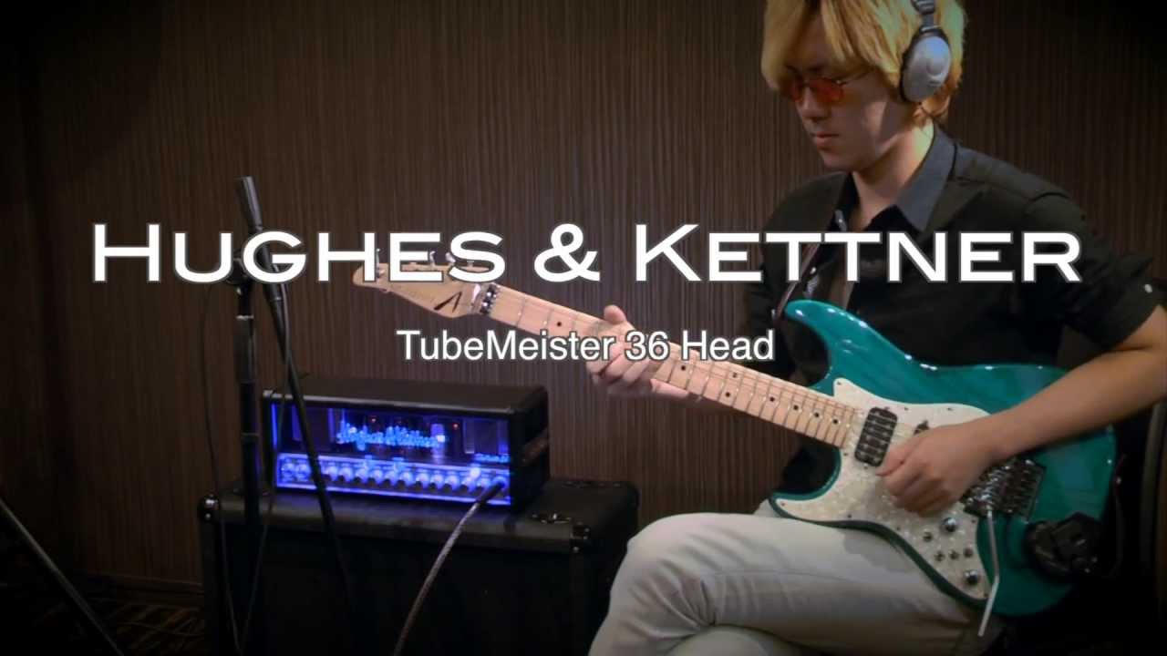 brusheight hughes kettner tubemeister 36 head youtube. Black Bedroom Furniture Sets. Home Design Ideas