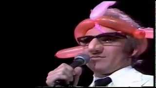 Steve Martin Live 1978 part 2