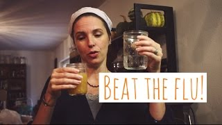 CURE A COLD/FLU IN 24 HOURS - THIS NATURAL REMEDY WORKS!