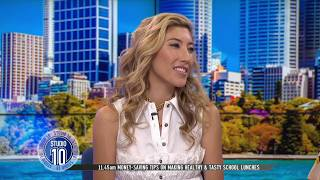 Dichen Lachman's Journey From 'Neighbours' To 'Altered Carbon' | Studio 10