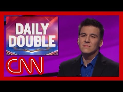 How James Holzhauer dominates 'Jeopardy!'