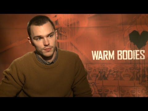 Nicholas Hoult and Teresa Palmer on driving fast in 'Warm Bodies'