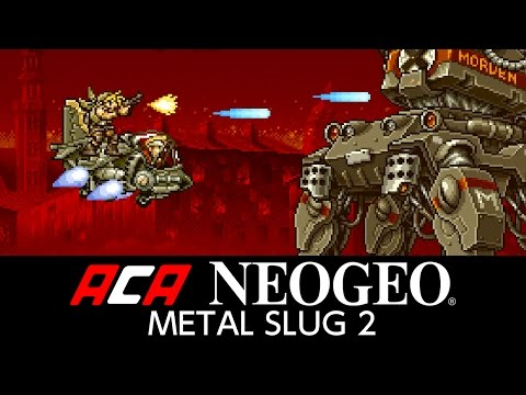 ACA NEOGEO METAL SLUG 2 Trailer