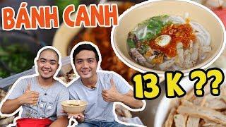 Sự thật tô Bánh Canh 13k Rẻ Nhất Sài Gòn Ngay Tại Quận 1 | PM FOOD TRAVEL