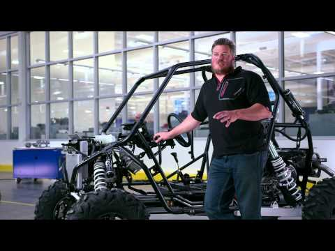 THE STORY BEHIND THE RZR XP® TURBO – TURBOCHARGED DURABILITY