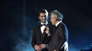 Matteo & Andrea Bocelli - Fall On Me (2018) 4K