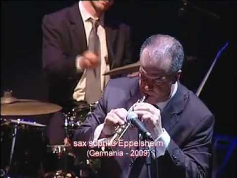 SAXOPHOBIA Live (con sottotitoli)
