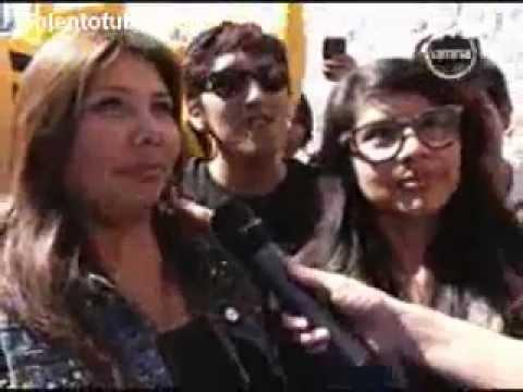 YO SOY BIG BANG, FLORICIENTA y DADDY YANQUIE [13/08/12] CASTING AREQUIPA. YO SOY PERU.