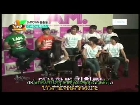 [ซับไทย] แทมินผู้อ่อนแอแห่ง SM Town !!