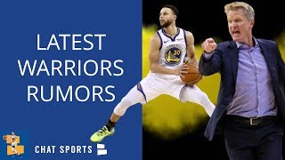 Warriors Rumors: Latest Free Agency Moves & Did Kevin Durant Force A Worse Trade On Golden State?