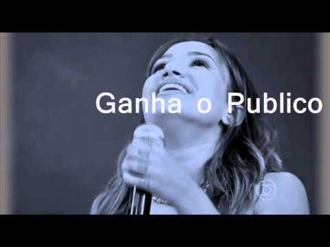 GABRIELLA   MATOS  CANTA DIA  26 12 2013  The Voice Brasil 2013