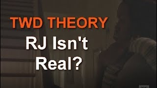 Walking Dead Theory  - Rick Junior is not real