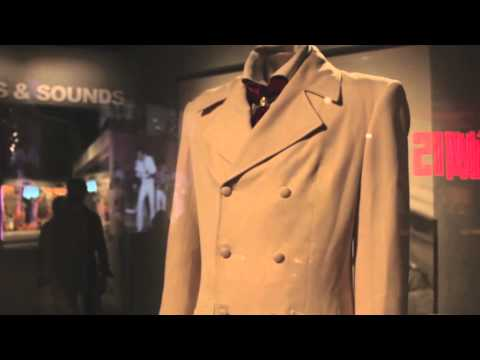 Behind the Scenes of the Rock Hall's Elvis Presley Exhibit