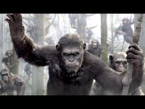 DAWN OF THE PLANET OF THE APES Official Trailer [HD 1080p] - Smashpipe Film