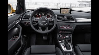 2018 Audi Q3 Interior and Exterior | Car News 24h
