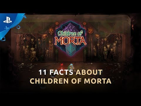 Children of Morta Video Screenshot 3