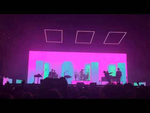 The 1975 // a change of heart live, the O2 arena, London, 15.12.2016