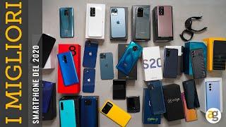 I MIGLIORI SMARTPHONE del 2020. E i best buy