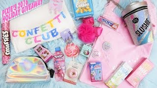 ♡ PIXIE'S 2016 HOLIDAY GIVEAWAY ♡