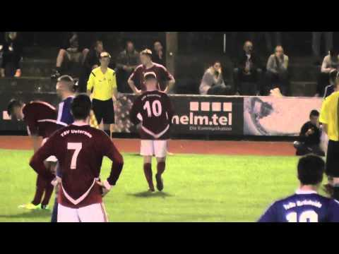TuRa Harksheide - TSV Uetersen (Landesliga Hammonia) - Spielszenen | ELBKICK.TV