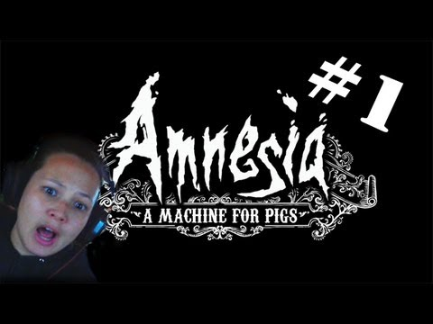 Let's Play - Amnesia: A Machine For Pigs - #1 Intro!