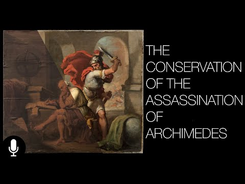 The Conservation of The Assassination of Archimedes Narrated Version