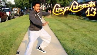 CAN CORY HIT THE QUAN DANCE!? | CoryxComments #13
