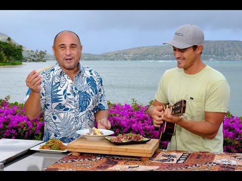 Cooking Hawaiian Style Episode 706 with Makua Rothman