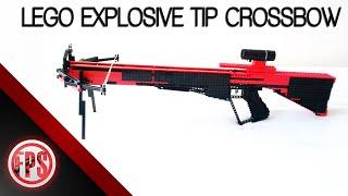 Lego Explosive Tip Crossbow [REUPLOAD]