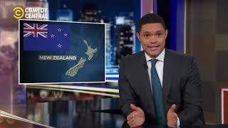 World's Sexiest Accents | The Daily Show | 2 May 2019