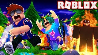 Another ROBLOX CAMPING NIGHTMARE!