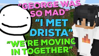 Dream and Sapnap give a Q&A about their MEET UP! (drista, georgenotfound, and more)