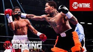 Gervonta Davis Stops Ricardo Nunez in Round 2 | SHOWTIME CHAMPIONSHIP BOXING