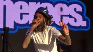 Gym Class Heroes - Billionaire Live in The Woodlands / Houston, Texas