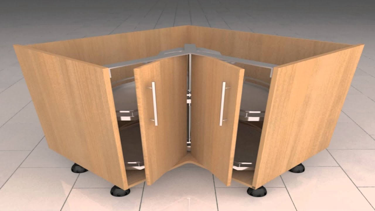 Diy-Kitchens.com - Corner Unit Planning - YouTube