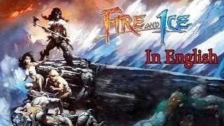 Fire & Ice - Cartoon Movie In English - YouTube