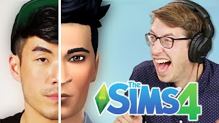 Keith Controls His Friend's Life In The Sims 4 • Eugene